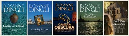 Rosanne Dingli on Amazon. Tap here.
