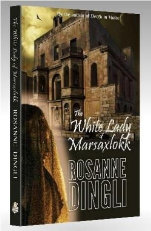 Rosanne Dingli The White Lady of Marsaxlokk